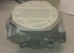 RZ350 Cylinder Blasted